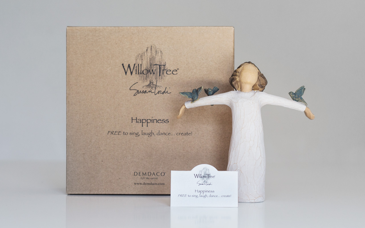 Willow Tree Figur_Lieferumfang