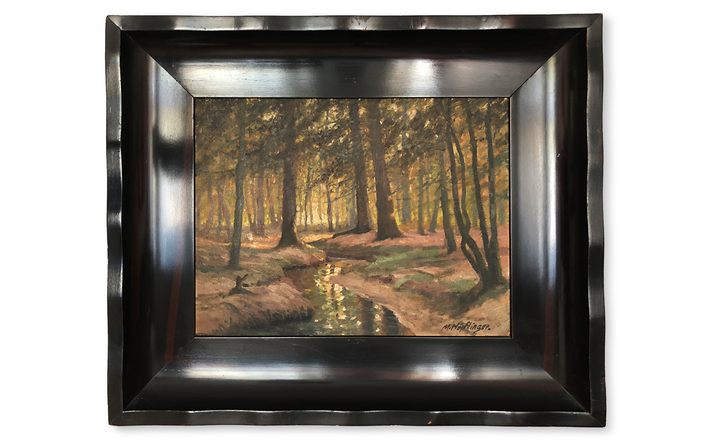 Wertvolle Gemälde Erkennen