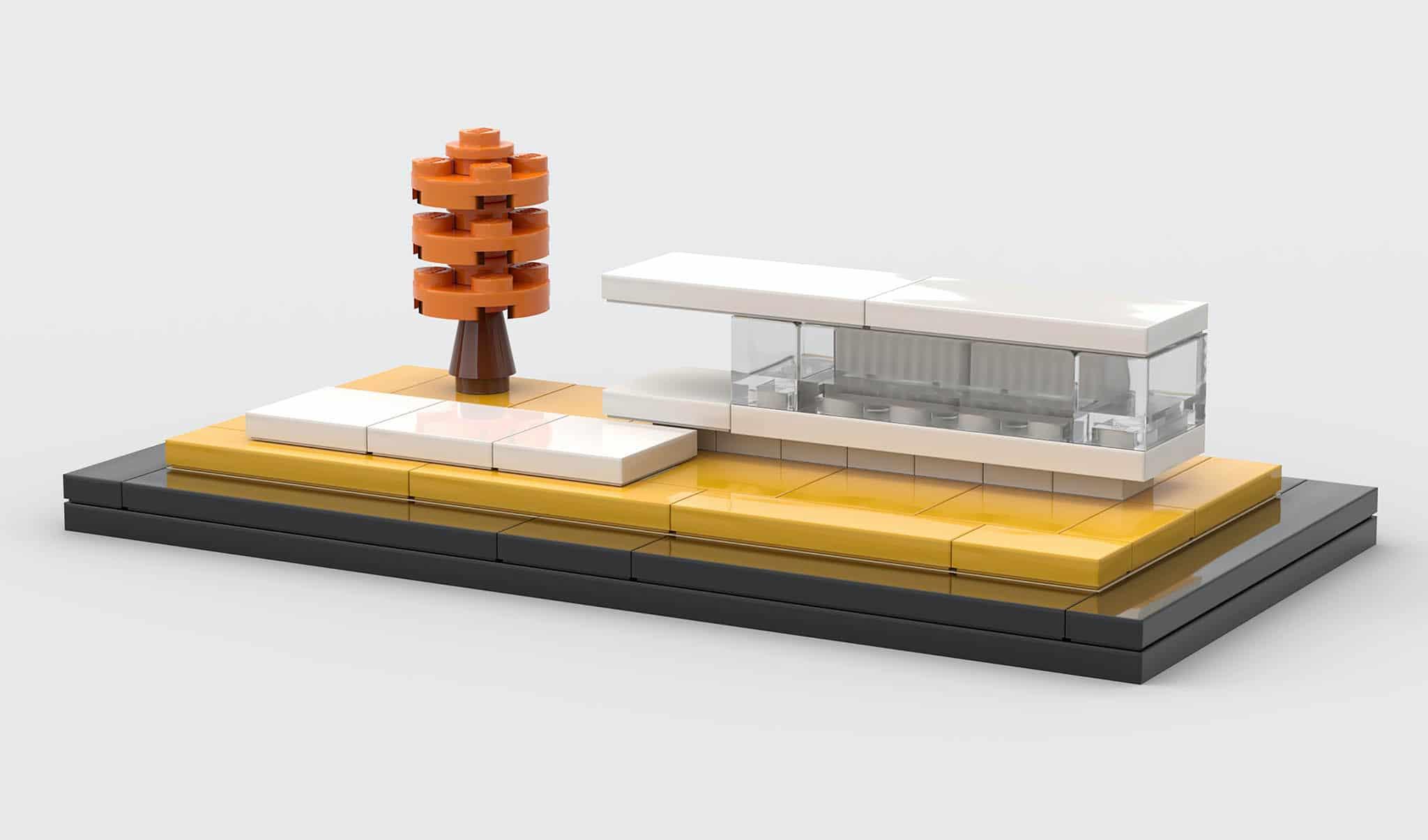 LEGO Architecture Sets Beispiel