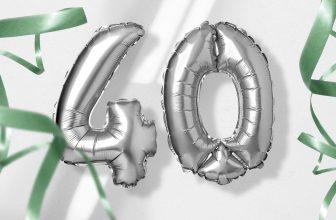 Geschenke 40.Geburtstag